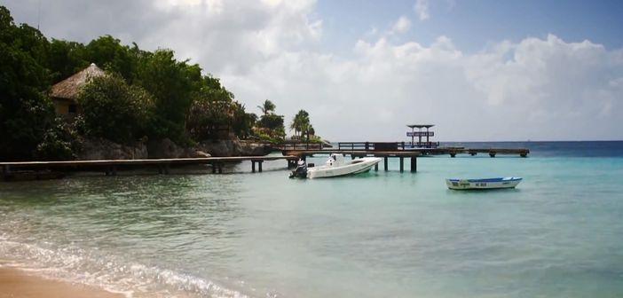 Visiting Curacao Island