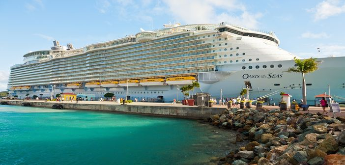 Oasis of the Seas - Royal Caribbean cruise ship