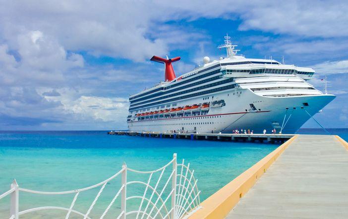 Exploring The Caribbean Splendor Onboard Carnival Magic Cruise Panorama