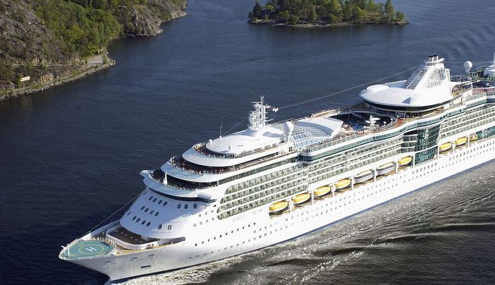 Alaskan vacation on the Jewel of the Seas