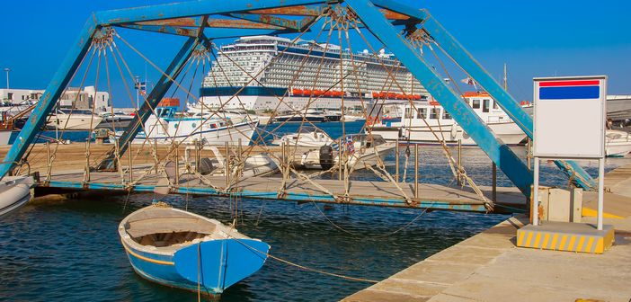 Mykonos, a great cruise destination in the Mediterranean region