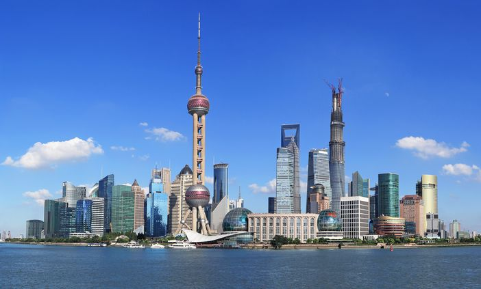 Popular Asian Destinations: Shanghai, China