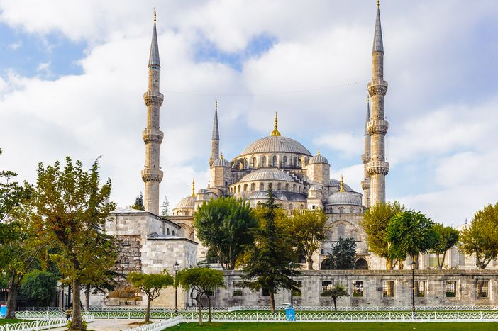 Istanbul as one of the top travel destinations in the Mediterranean region