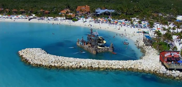 Disney's private island