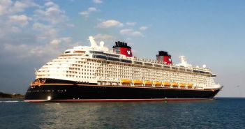 Cruise vacation on the Disney Dream cruise ship