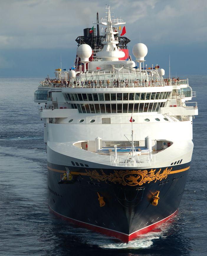 Family vacation on the Disney Dream Bahamas cruise