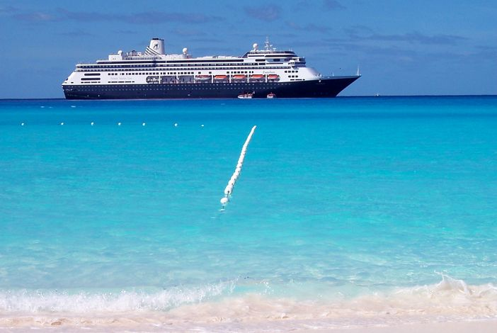 Cruise to Half Moon Cay