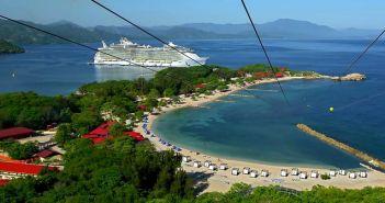 Royal Caribbean's private island
