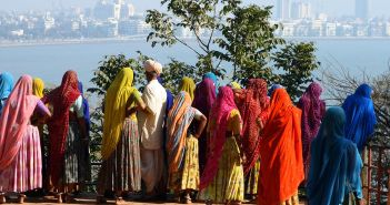 Group of indian women