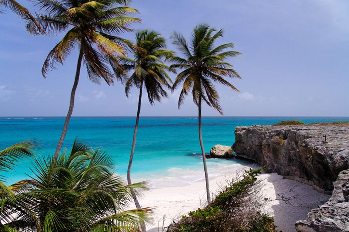 Bottom Bay, Barbados is usually ranked as one of the top 10 beach destinations in the world