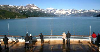 Shore excursions in Alaska