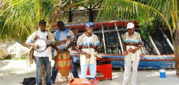 Labadee, private island