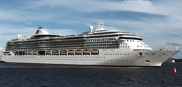 Jewel of the Seas Southern Caribbean Review