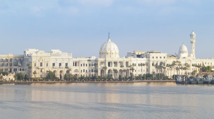 Cruise the Mediterranean: Alexandria, Egypt