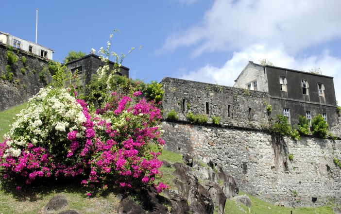 Things to do in Grenada: Visit St George's Fort