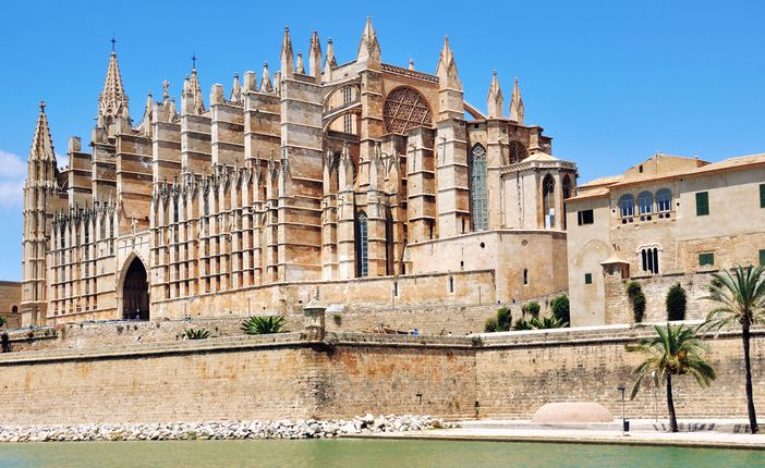 Great monuments: Cathedral La Seu, Mallorca's monumental landmark