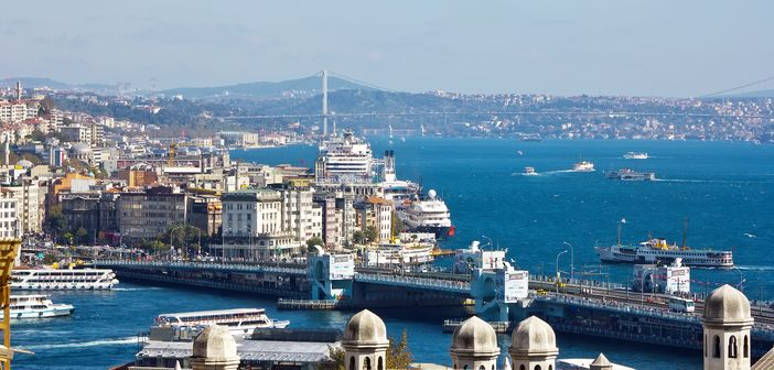 Cruise the Mediterranean: Istanbul, Turkey