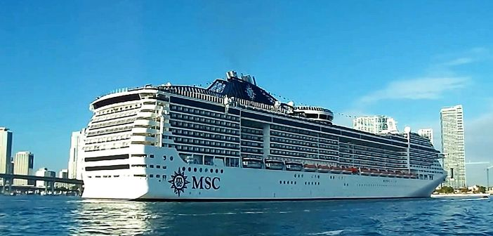 MSC Divina cruises to the Caribbean Islands