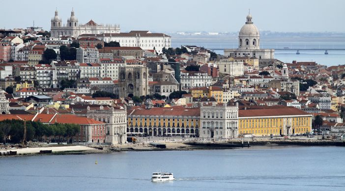 Things To See And Do In Lisbon Portugal Cruise Panorama