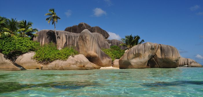 Beaches of the Seychelles Archipelago