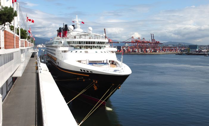 Disney cruises departing from Vancouver