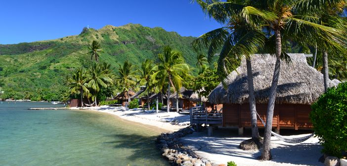 Honeymoon destinations: Bora Bora, French Polynesia