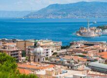 Exploring the Mediterranean – The Port of Messina, Sicily