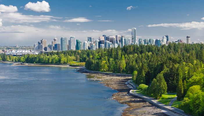 Attraction in Vancouver: Stanley Park