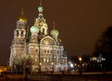 St Petersburg Sights – An Elegant Look into History