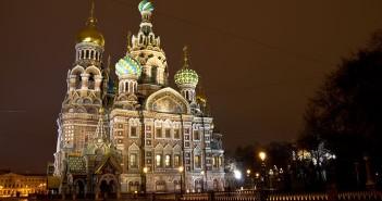 St Petersburg Sights, Russia