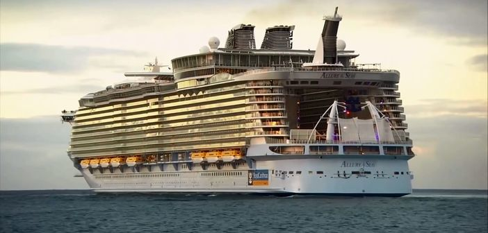 Allure of the Seas Features All a Cruise Ship Needs
