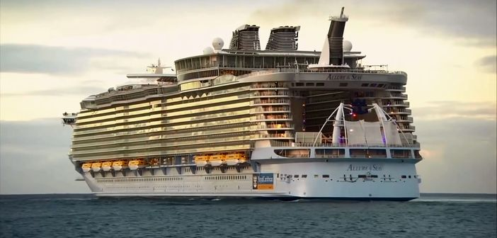 Allure Of The Seas Features Cruise Panorama