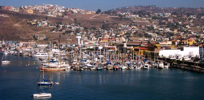 Ensenada Bay