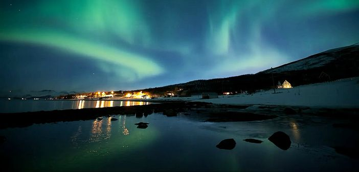 Cruising in Norway: Tromso, catching the Northern Lights