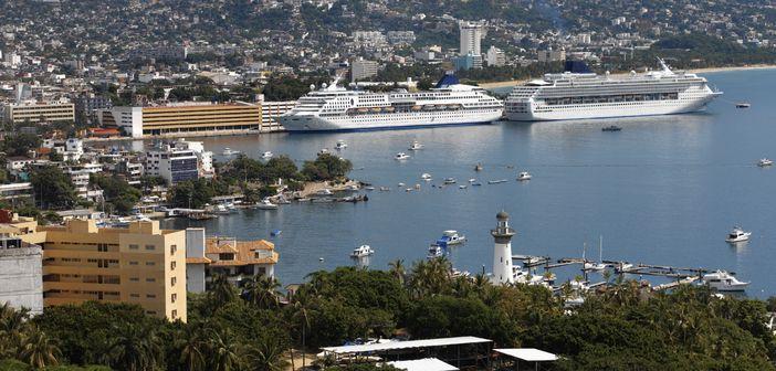 Cruise to Mexico, Acapulco