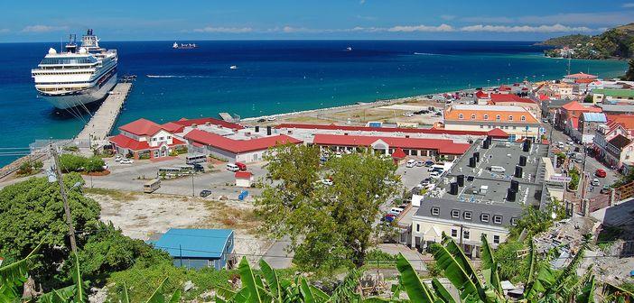 Best Caribbean Islands For Honeymoon Cruise Panorama