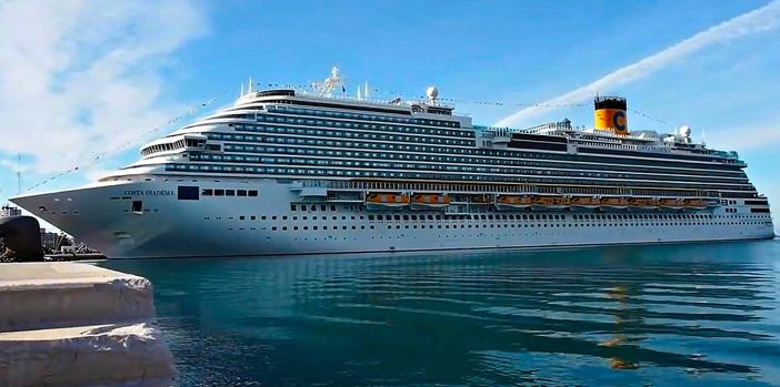 7 Day Mediterranean Cruises from Barcelona on the Costa Diadema