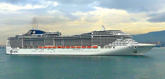 MSC Fantasia European Cruise