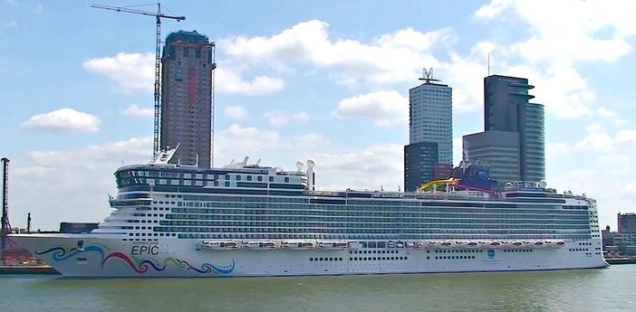 Norwegian Epic European cruise
