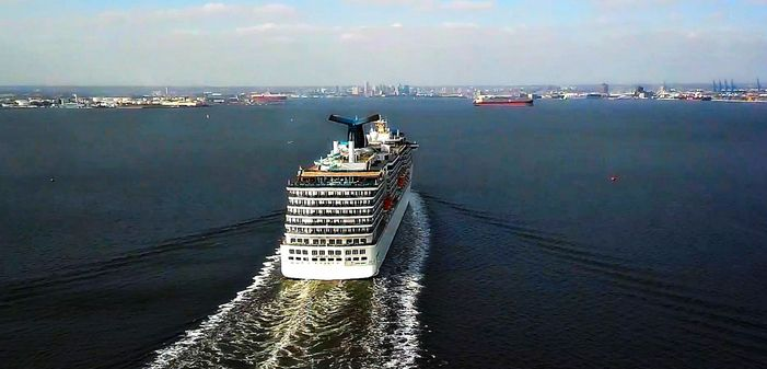 Newly Renovated Carnival Pride Sets Sail From Helen Delich Bentley Port Of Ba