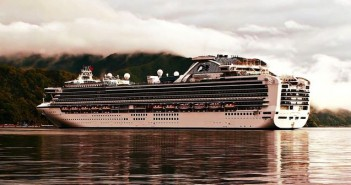 Diamond Princess in Japan