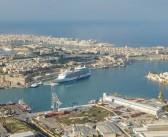 Valletta Grand Harbour, Malta