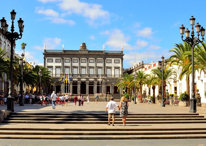 Old Town Hall, Vegueta, Historical Center of Las Palmas
