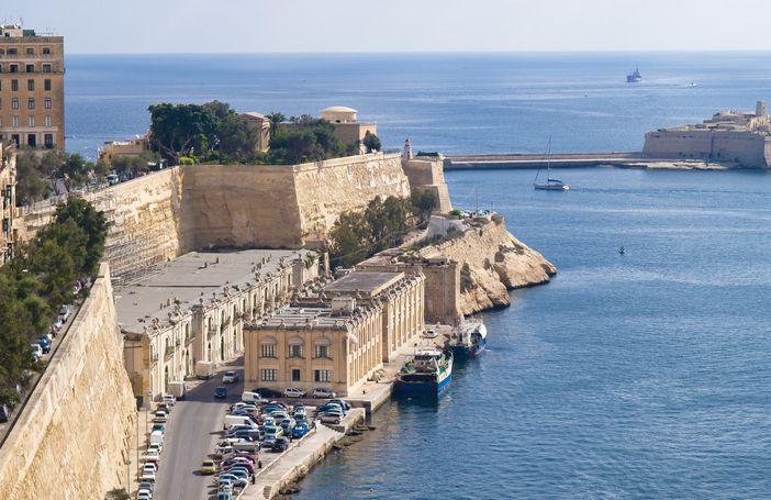 Valletta Grand Harbour, Malta - Cruise Panorama