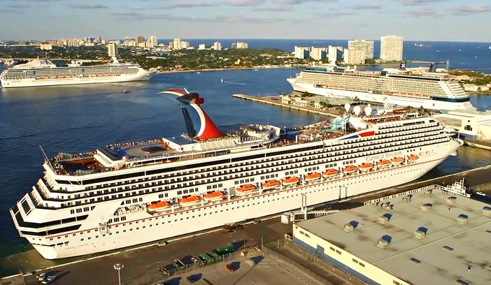 Fort Lauderdale Cruise Ship Port  Cruise Panorama