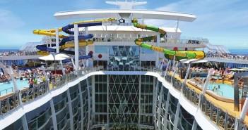 Harmony of the Seas, Royal Caribbean's new Oasis Class ship