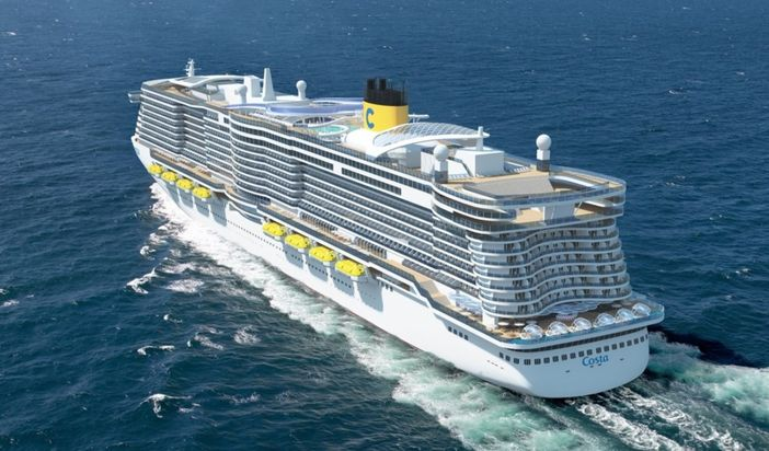 2 New Advanced Costa Cruise Ships On Order Cutting Edge Technology On The Horizon Cruise