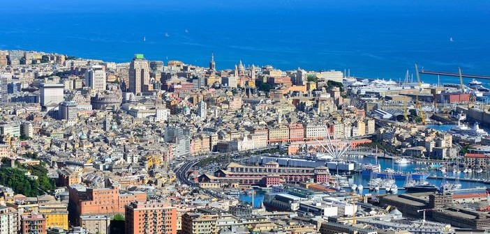 Port of Genoa, Italy – A Mediterranean Cruising Stop that is Rich in History