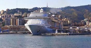 MSC Preziosa Mediterranean Cruise
