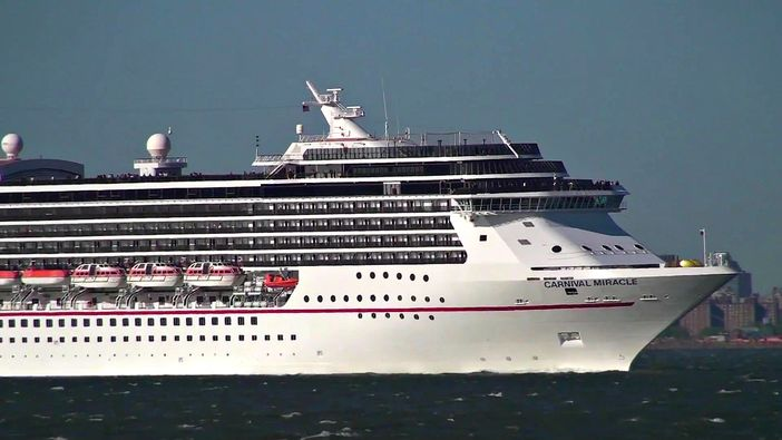 Introduction Of Carnival Miracle And Carnival Splendor In
